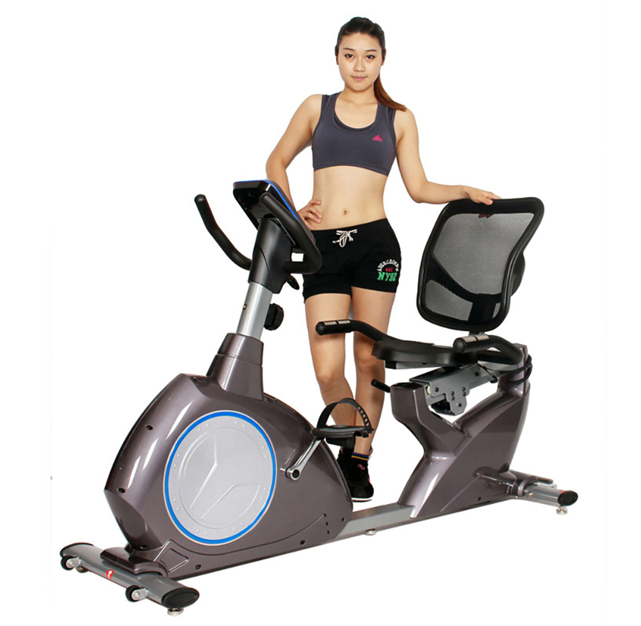 Magnetic Recumbent Bike Flywheel 7KG (K8718R)