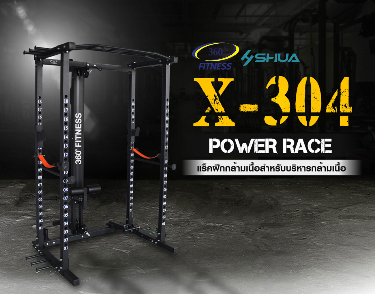 POWER RACK X-304