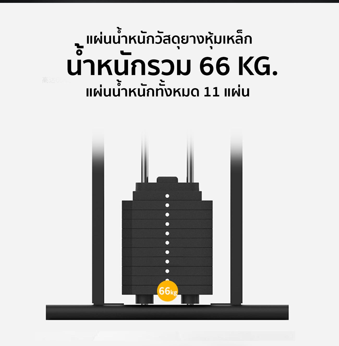 360องศา ฟิตเนส โฮมยิม แบบ 3 สถานี