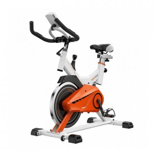 จักรยานนั่งปั่นออกกำลังกาย x-sport รุ่น JTS615 สีขาว-ส้ม