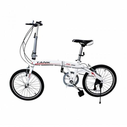 """จักรยานพับได้ 20"""" - TANK"""