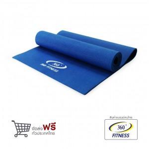 เสื่อโยคะ YOGA MAT PVC ขนาดหนา 6 มิลลิเมตร MB-32000